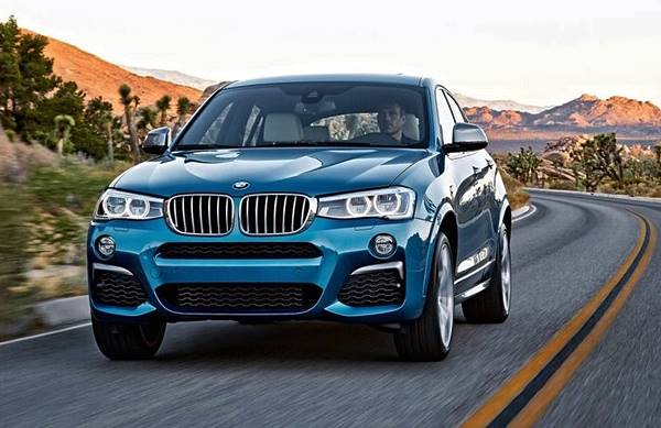 2018 BMW SUV X3 M40i Test
