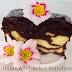 Brownies Jillian Michaels s tvarohovou náplní