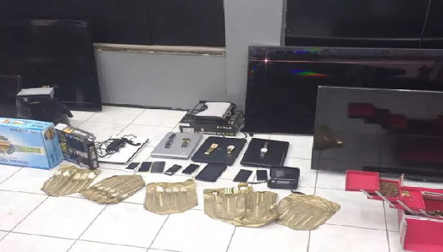 Estudante de Direito suspeita por receptação de roubo é presa no MA