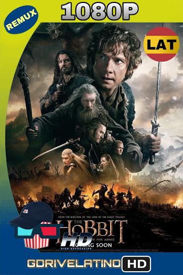 El Hobbit La Batalla De Los Cinco Ejércitos 2014 EXTENDED BDRemux 1080p Lat-Cas-Ing mkv