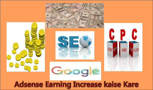 Google Adsense ke High CPC Keywords