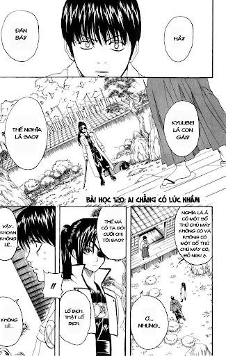 Gintama Chap 120 page 1 - Truyentranhaz.net