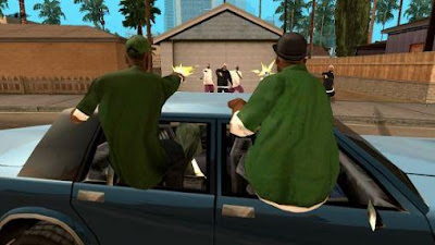 Download GTA San Andreas Setup