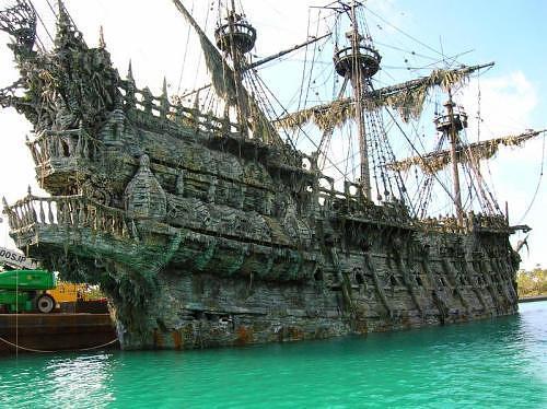 Disney планирует перезапуск «Пиратов Карибского моря»