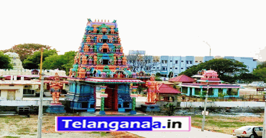 Anjaneya Swamy Temple in Telangana Beechupally