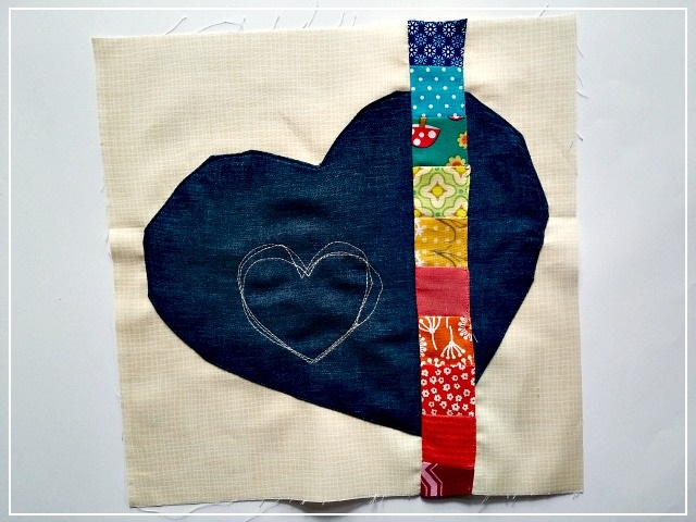 Quilts for Pulse, Charity Block, Pulse Charity Drive, Herat Patchwork Block, Puppilalla