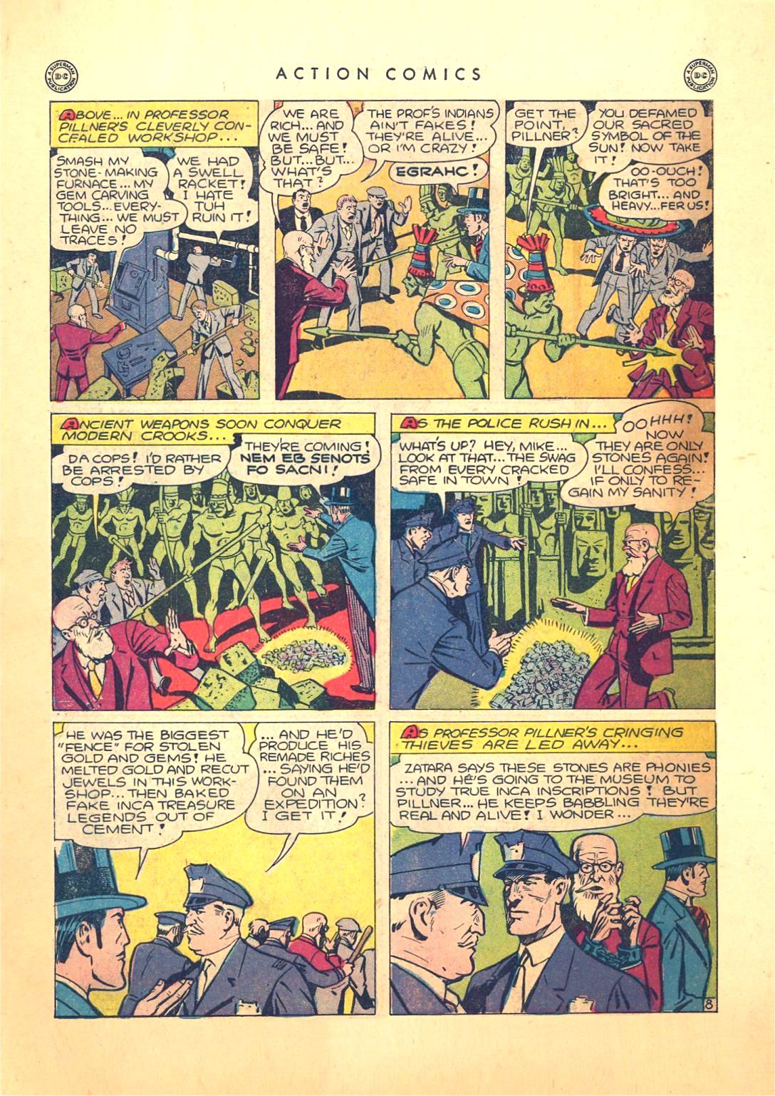 Action Comics (1938) 73 Page 56