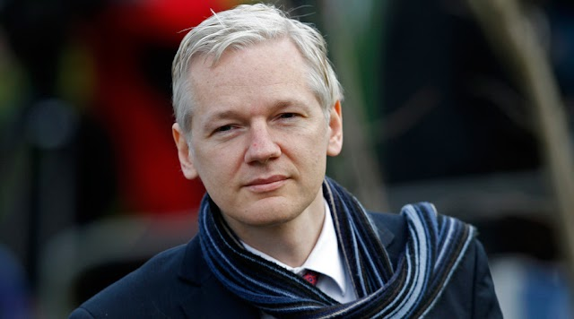 "#AmericanDucks,US Justice Department chief said:'The arrest of WikiLeaks founder Julian Assange is a US ""priority,"""
