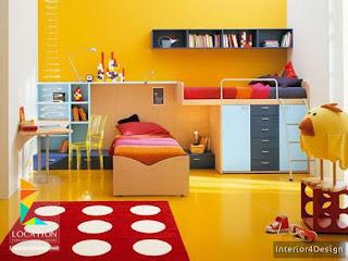 Modern Children's Rooms 64