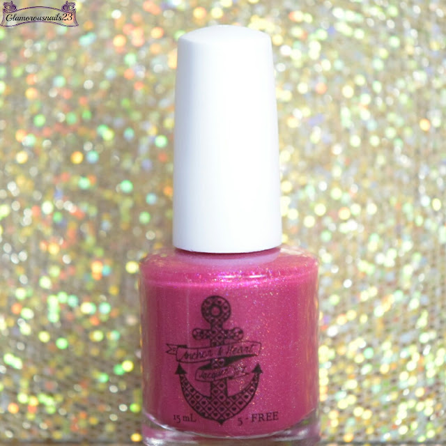Anchor & Heart Lacquer I Like My Apples Candied