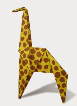 Giraffe 2 - Easy Origami instructions For Kids - photo#8