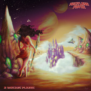 "Το ep των Reckless Force ""A Distant Planet"""