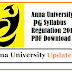 ME Software Engineering Syllabus Anna University Regulation 2013