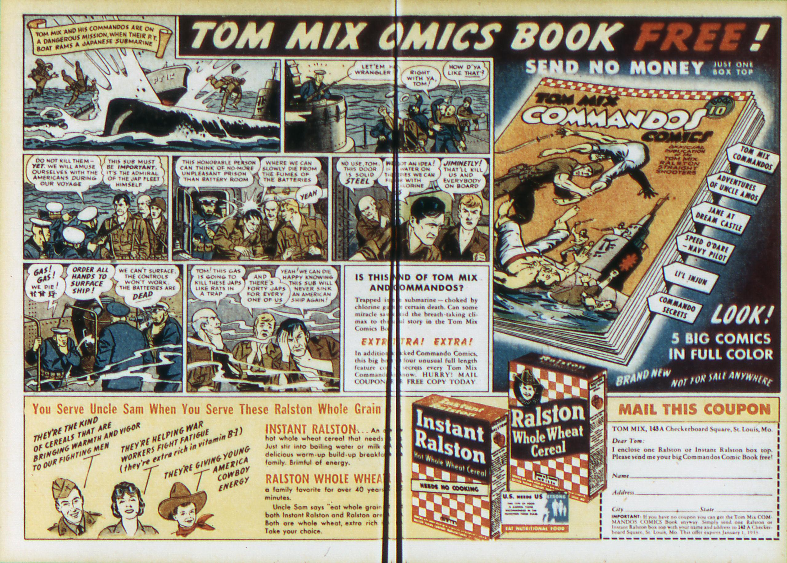 Read online Adventure Comics (1938) comic -  Issue #81 - 34