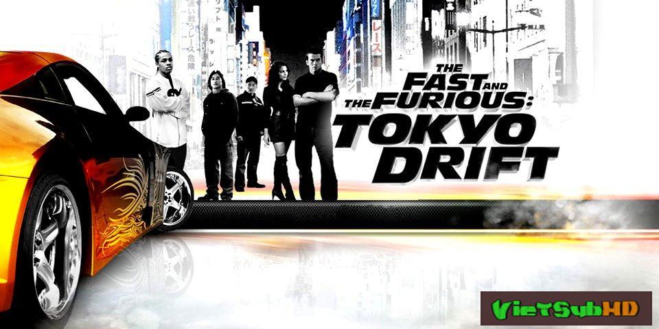 Phim Tốc Độ Và Nguy Hiểm 3: Đường Đua Tokyo VietSub HD | The Fast And The Furious 3: Tokyo Drift 2006