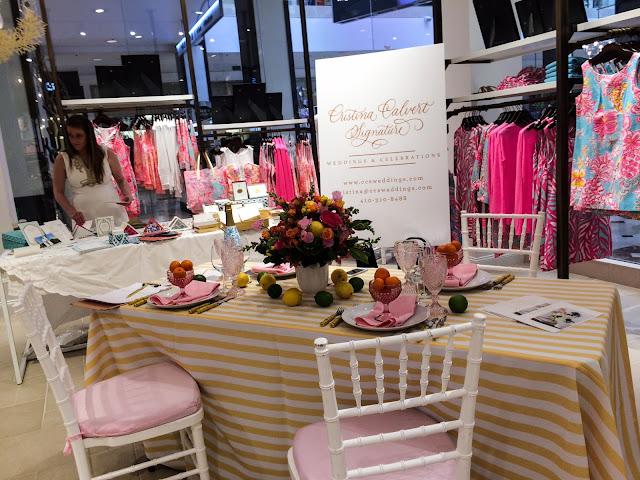 lilly pulitzer bethesda special event wedding planner