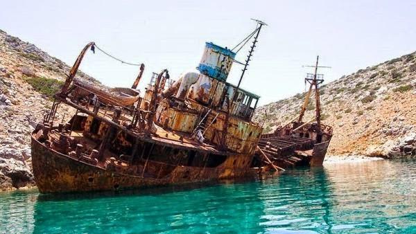 Kapal Karam Terkenal