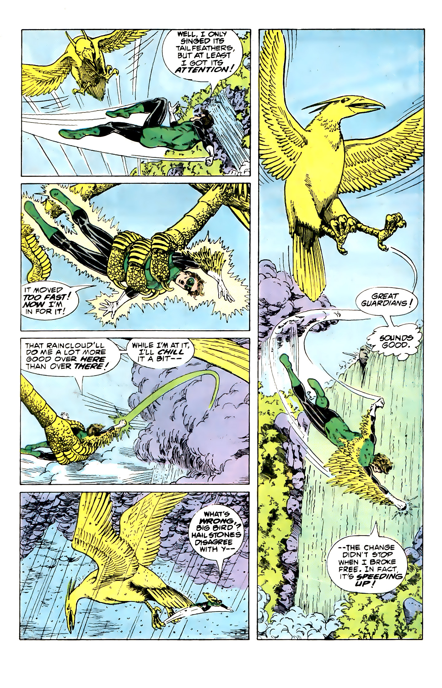 Read online Secret Origins (1986) comic -  Issue #32 - 22