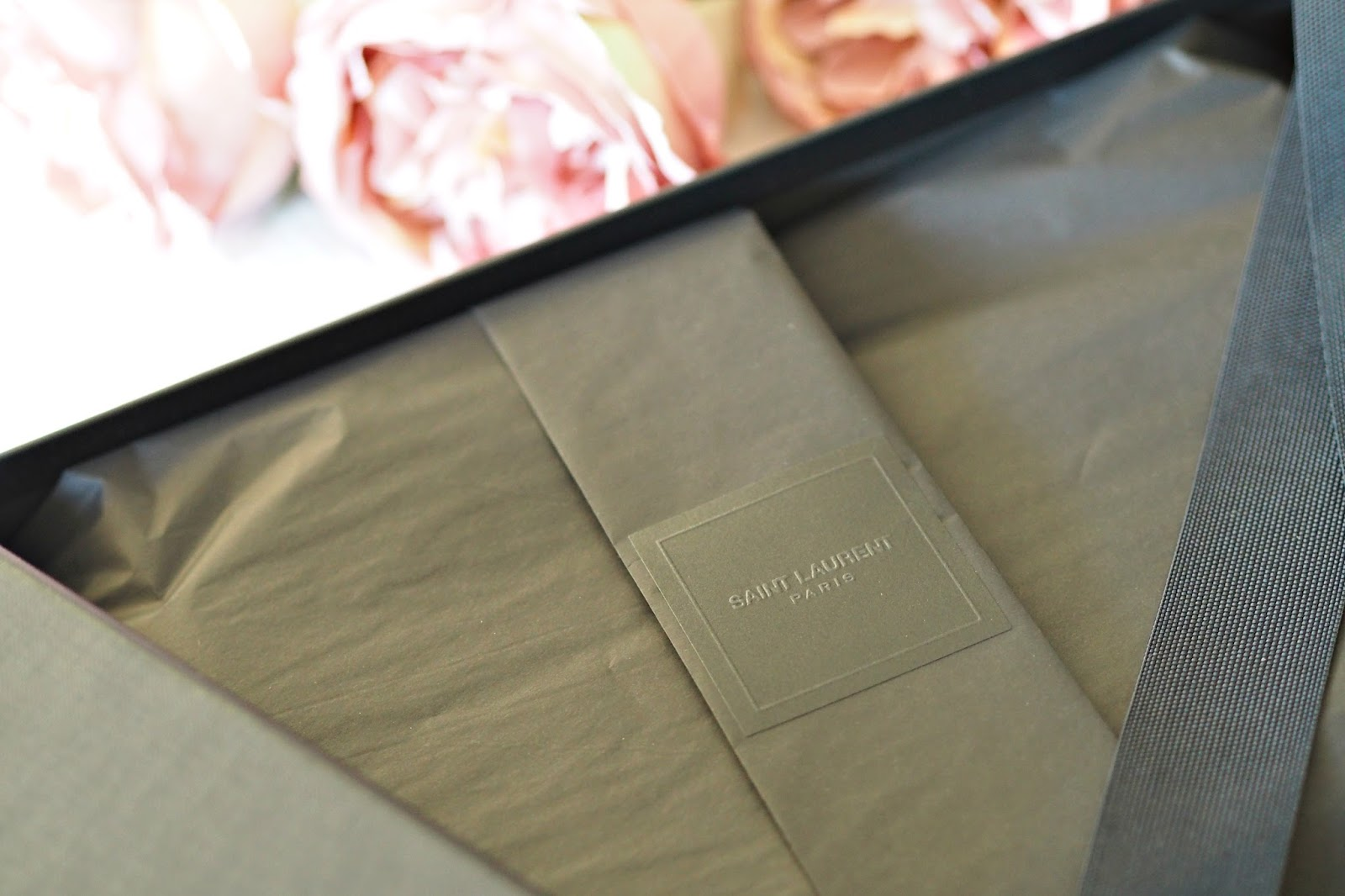 Saint Laurent Classic Medium Kate Monogram Handbag, gift wrapping