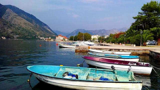 montenegro, boka kotorska