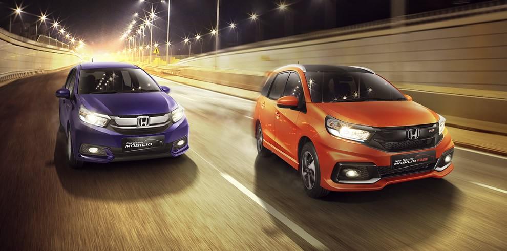 New Honda Mobilio Dealer Honda Prima Bekasi