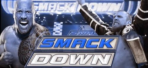 WWE Thursday Night Smackdown 07 Jan 2016