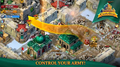 Game Strategi Android Terbaik Age of Empires