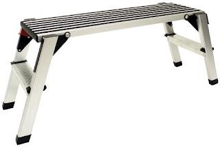 torin t55044 aluminum work platform review