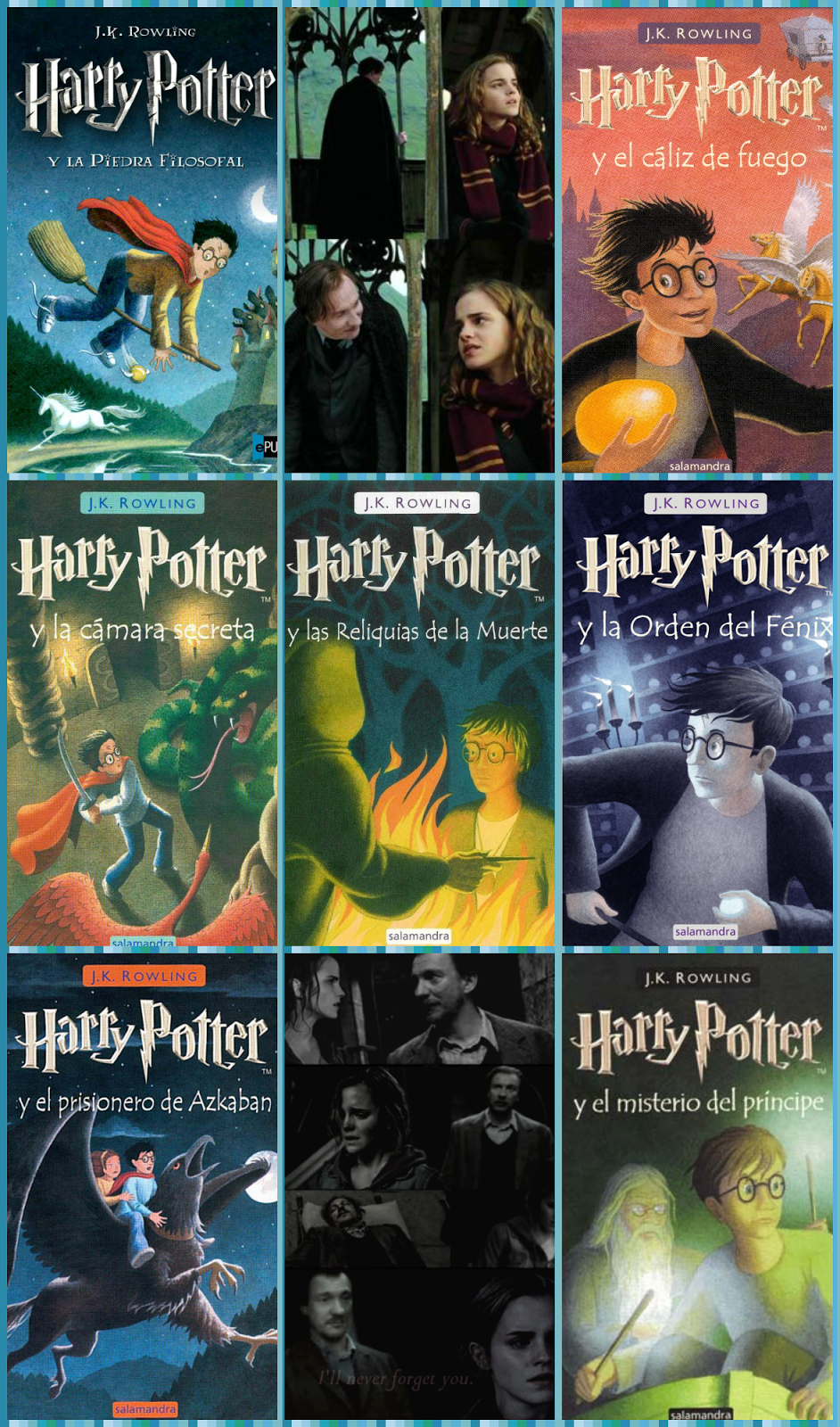 Descargar Libros De Harry Potter Libros 8 Y 9 De Harry Potter - Wroc?awski Informator