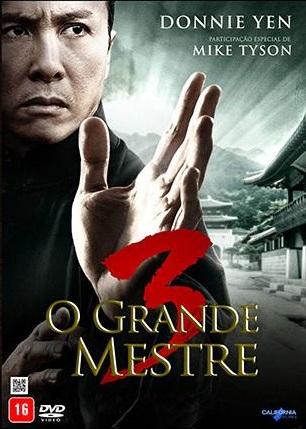O Grande Mestre 3 BDRip Dublado + Torernt 1080p e 720p
