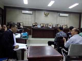 Sidang Kasus OTT, Purnomo : Semua Anggota Dewan Tahu 'Uang Bypass'