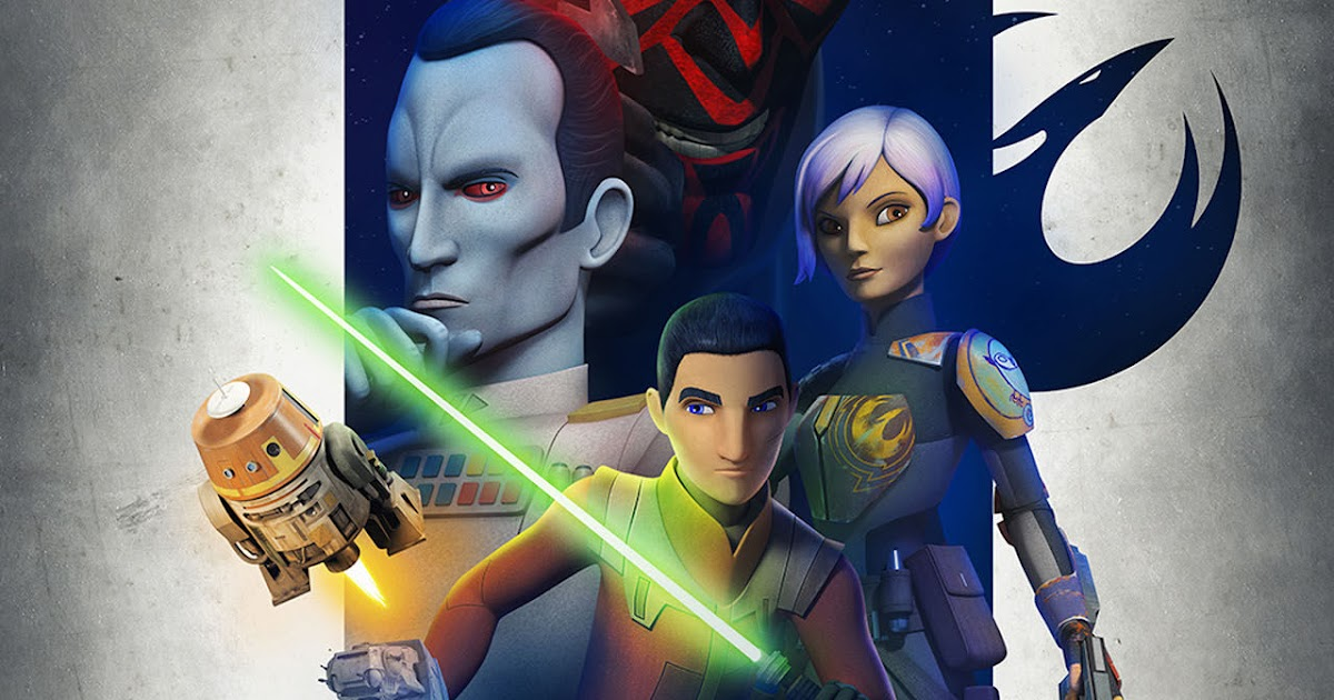 Star Wars Rebels Season 3 Episode 2 Stream