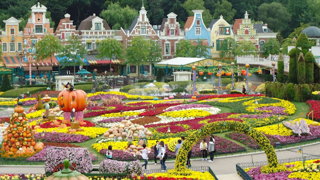 How to visit Everland in South Korea