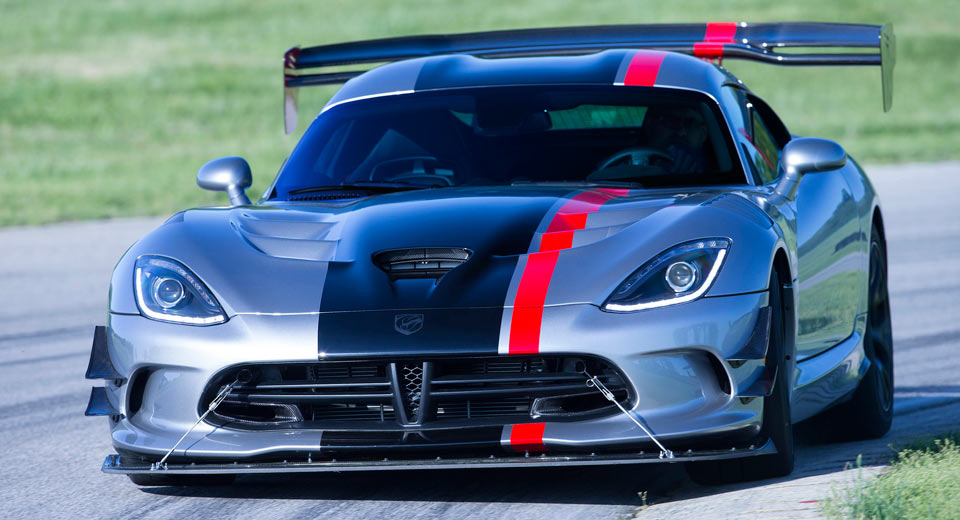 Fiat Chrysler to close Dodge Viper plant in August