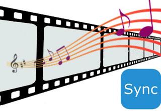 Sync audio