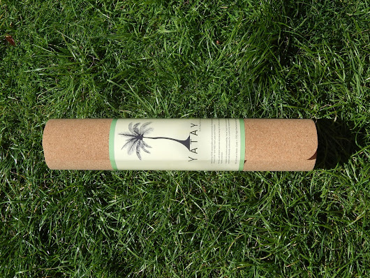 Yatay Cork Yoga Mat Review