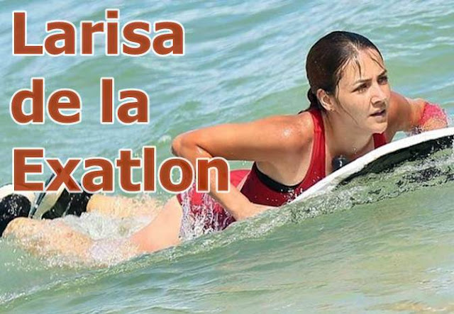 biografia larisa vasile wiki exatlon romania