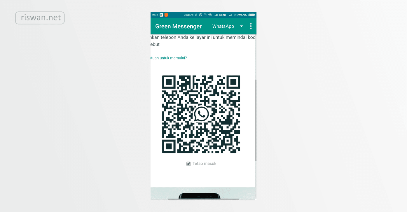 Cara Menyadap Whatsapp Orang Lain dengan Mudah - Ivhaa ID