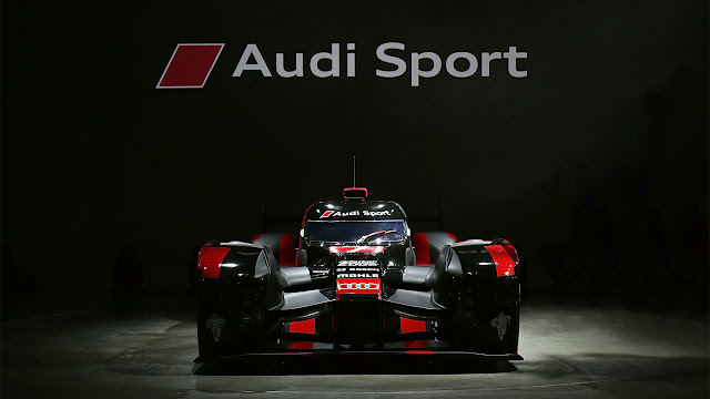 More powerful and efficient than ever than ever: Audi R18