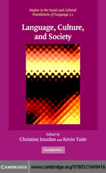Language, Culture And Society: Key Topics In Linguistic Anthropology PDF Book