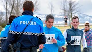 Atletismo y Policía