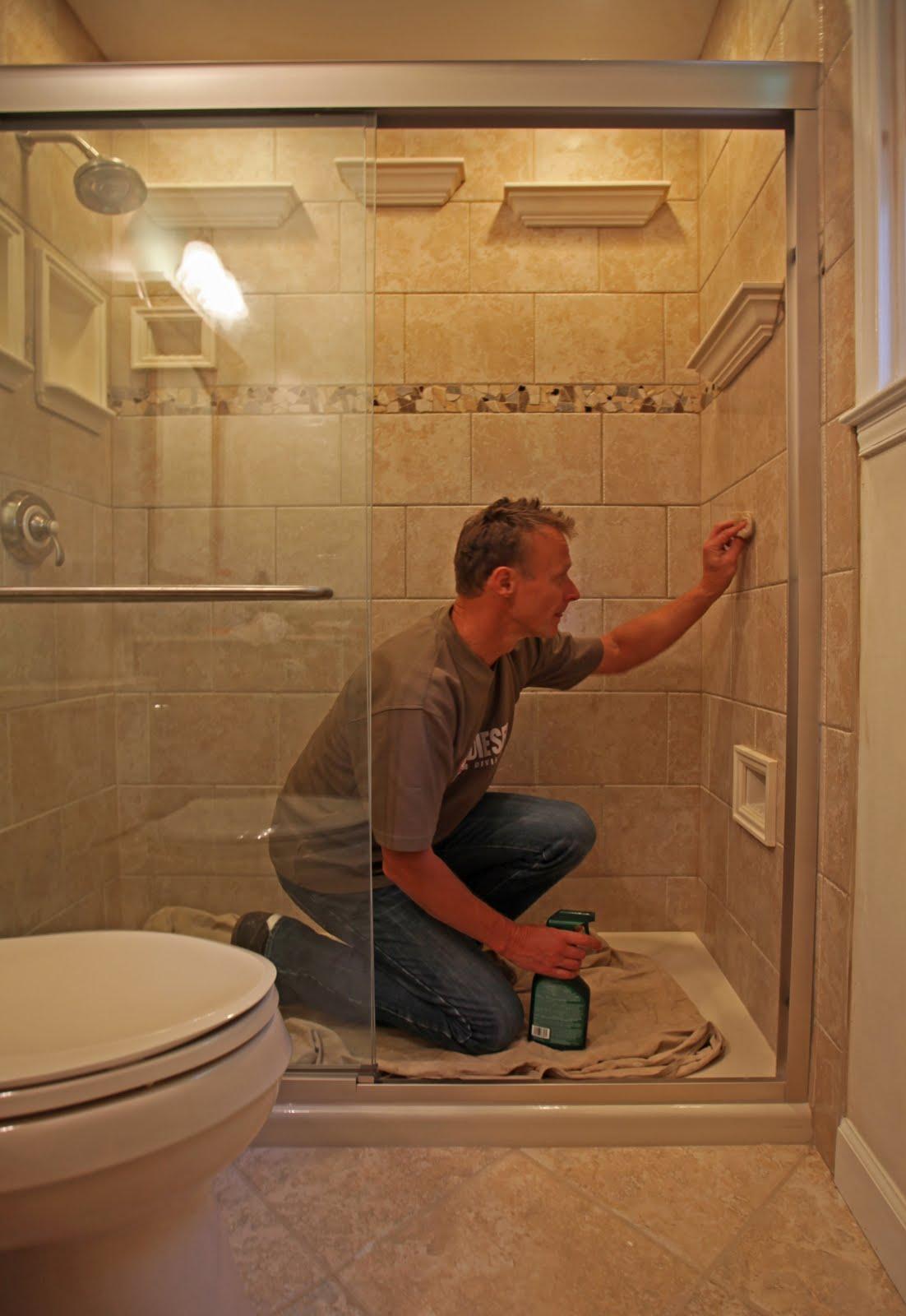 Kitchen Tiles Design: Bathroom Remodeling Design Ideas Tile Shower Niches