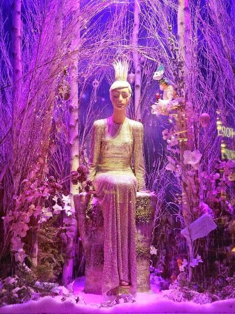 Harrods, escaparates de navidad, The Land of Make Believe, Stella McCartney