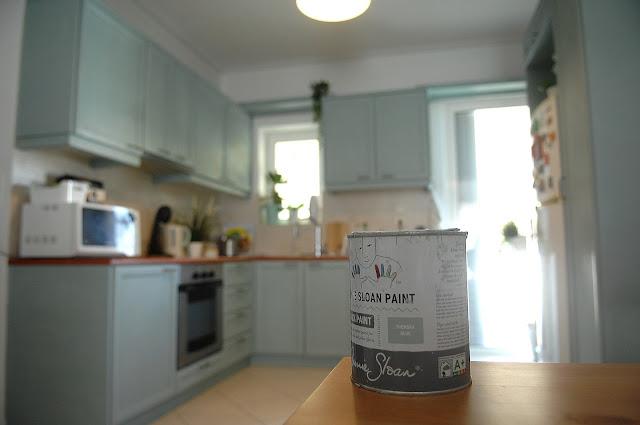 Αφιέρωμα: Κουζίνα! Έλα στην κουζίνα, βάζω καφέ! 1 Annie Sloan Greece