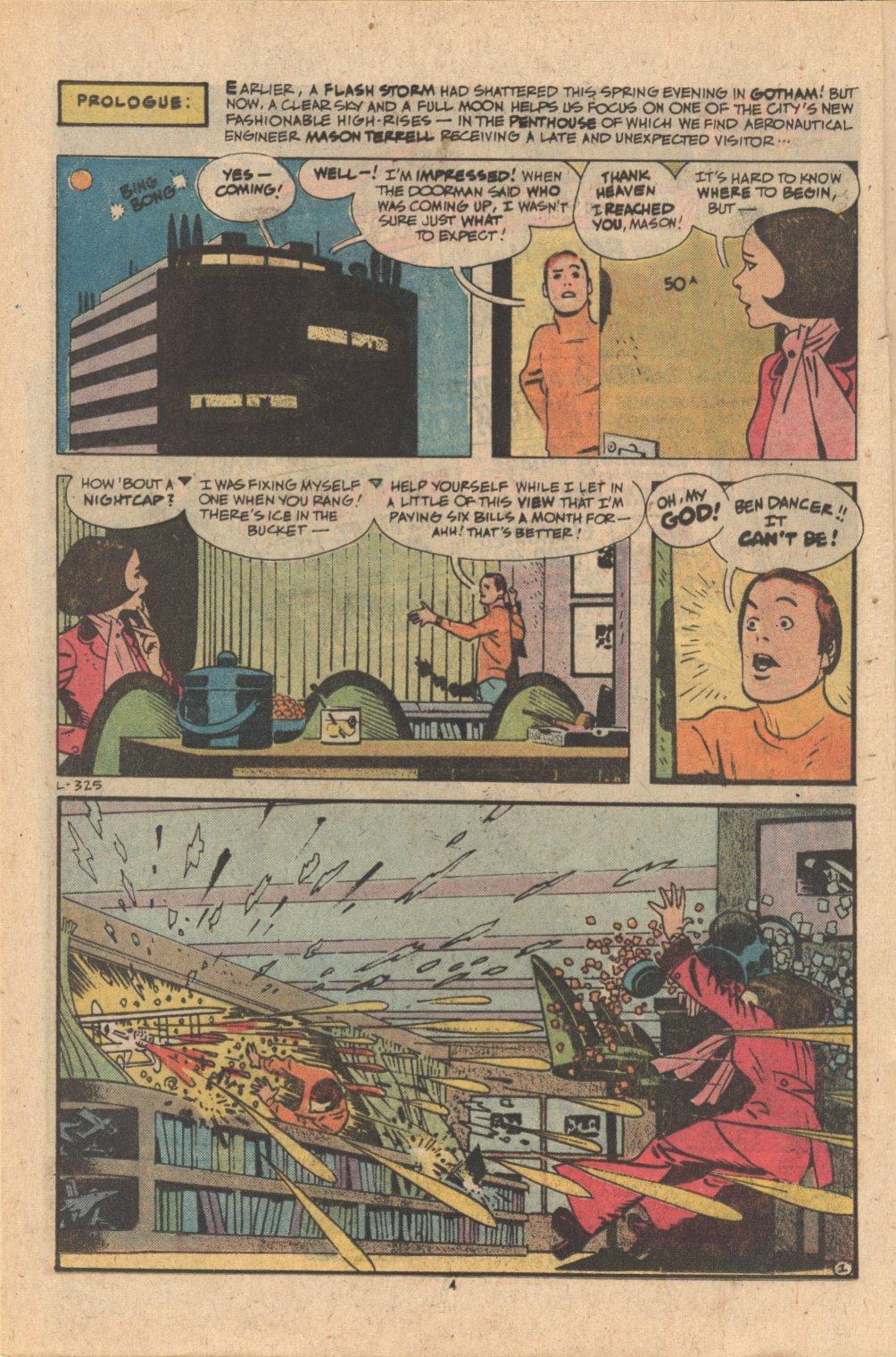 Detective Comics (1937) 442 Page 3