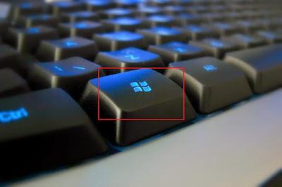 50  Fungsi tombol Windows yang wajib kamu tahu