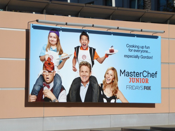 MasterChef Junior season 4 billboard