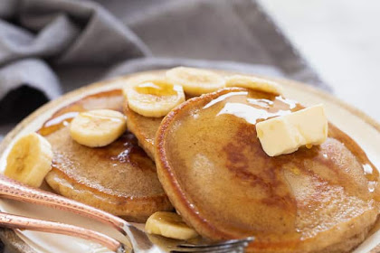 The Best Vegan Banana Pancakes