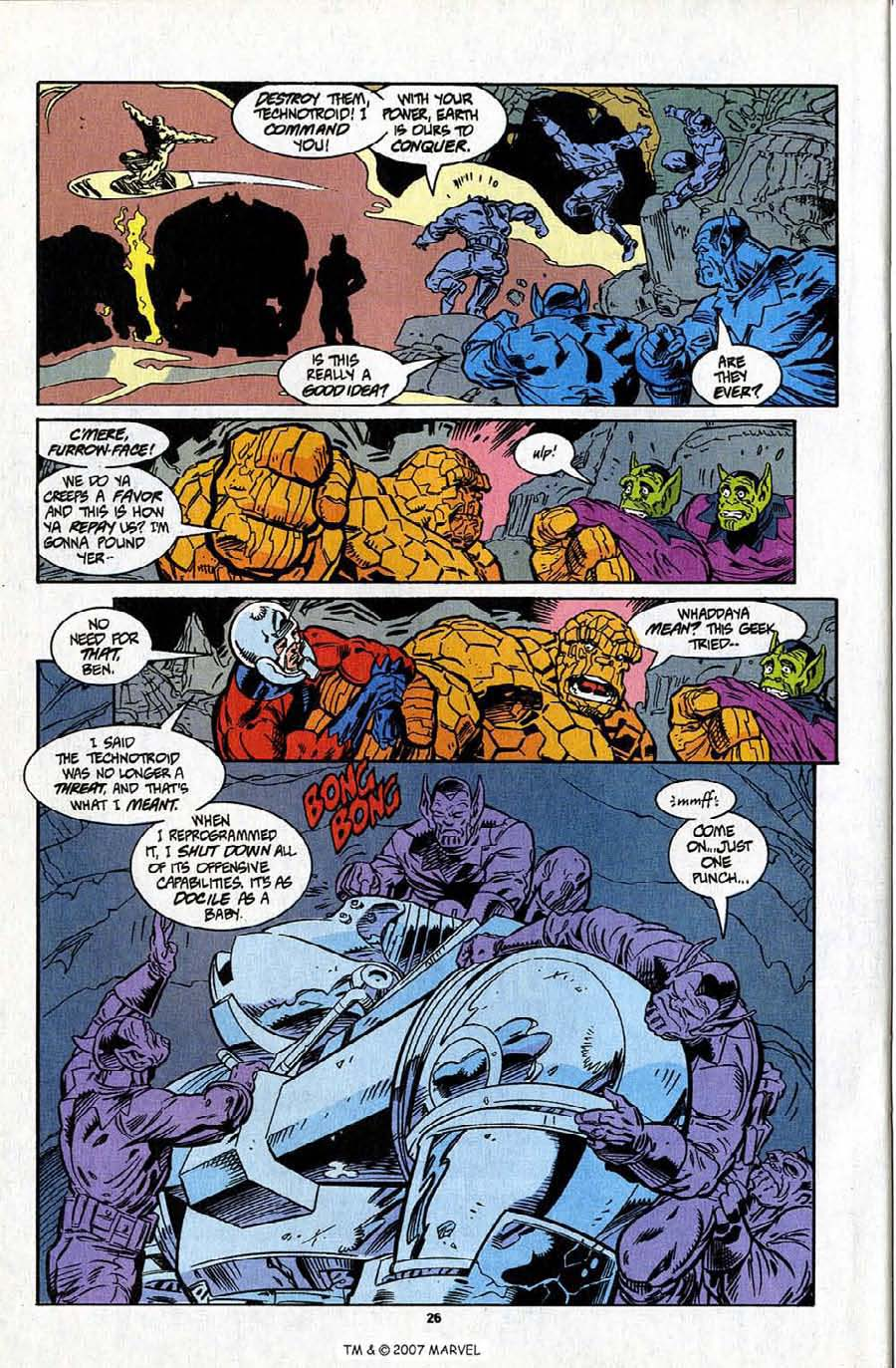 Read online Silver Surfer (1987) comic -  Issue #95 - 28