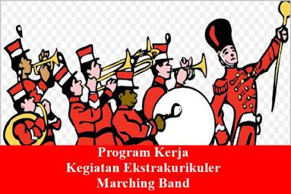 Program Kerja Kegiatan Ekstrakurikuler Marching Band